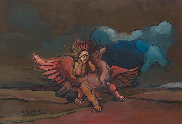 Jan Vluggen – De vogelmenner III