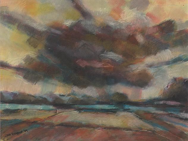 Jan Vluggen – Betuws landschap