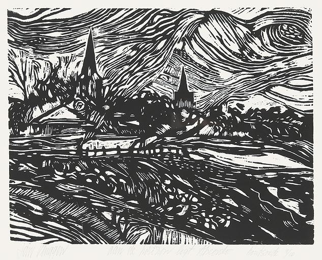Jan Vluggen –  Aan de horizon ligt Abcoude