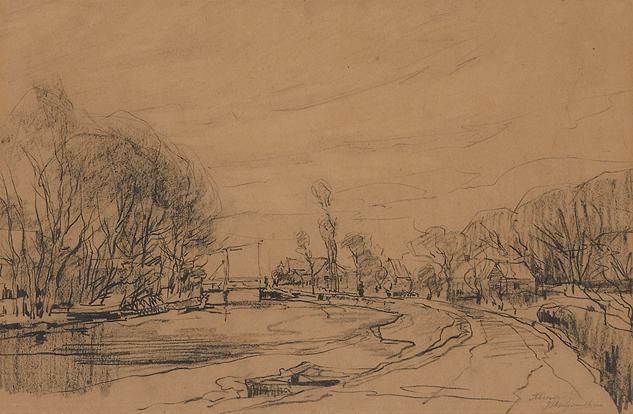 J.H.Wijsmuller – Voordijk te Abcoude