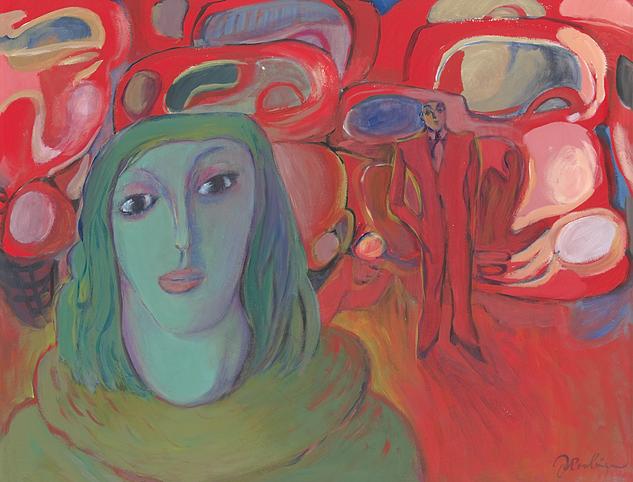 Jan van Evelingen – Uitzicht