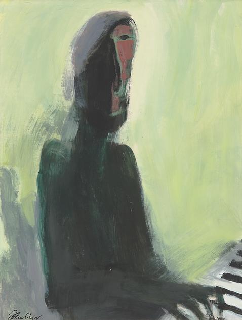 Jan van Evelingen – Eenhandig
