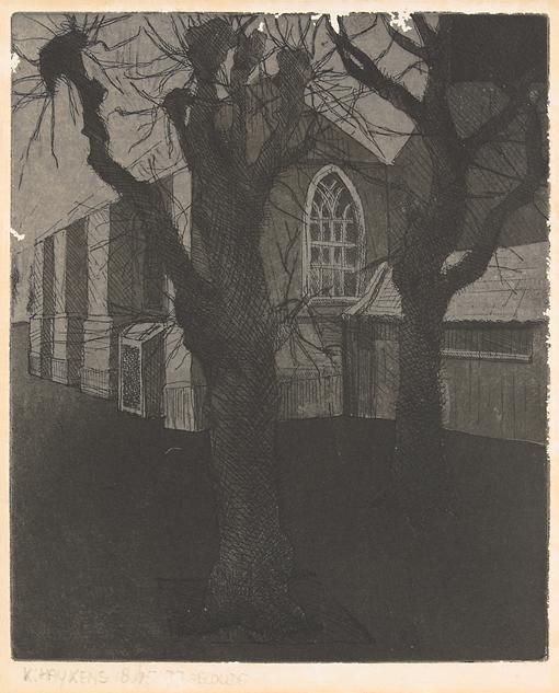 Koos Haijkens – Kerkplein 8/15 (1977)