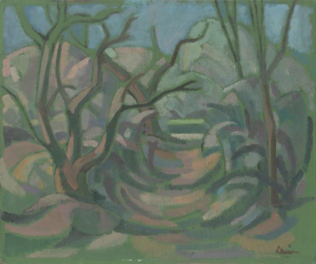 Rinus Duin – Landschap Zeeland 85/2