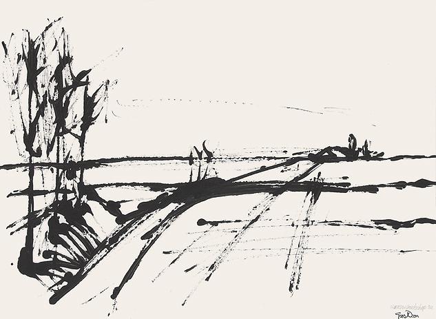 Gozen Doorn – Sneeuwlandschap