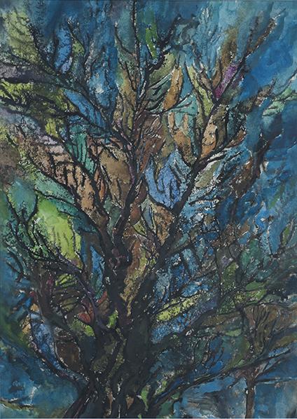 Jan Vluggen – Herfstboom