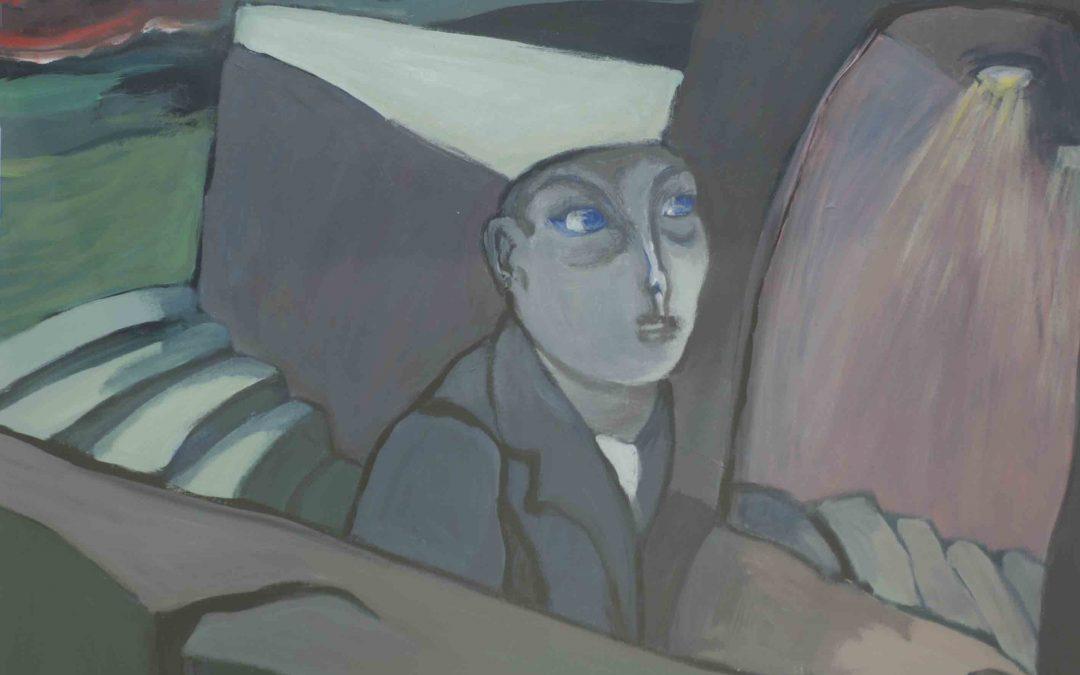 Jan van Evelingen – Afdaling