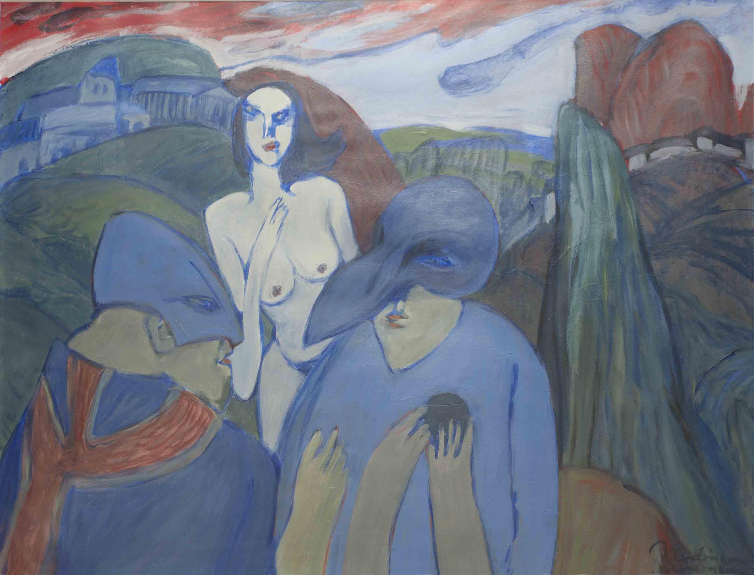 Jan van Evelingen – Fantomen