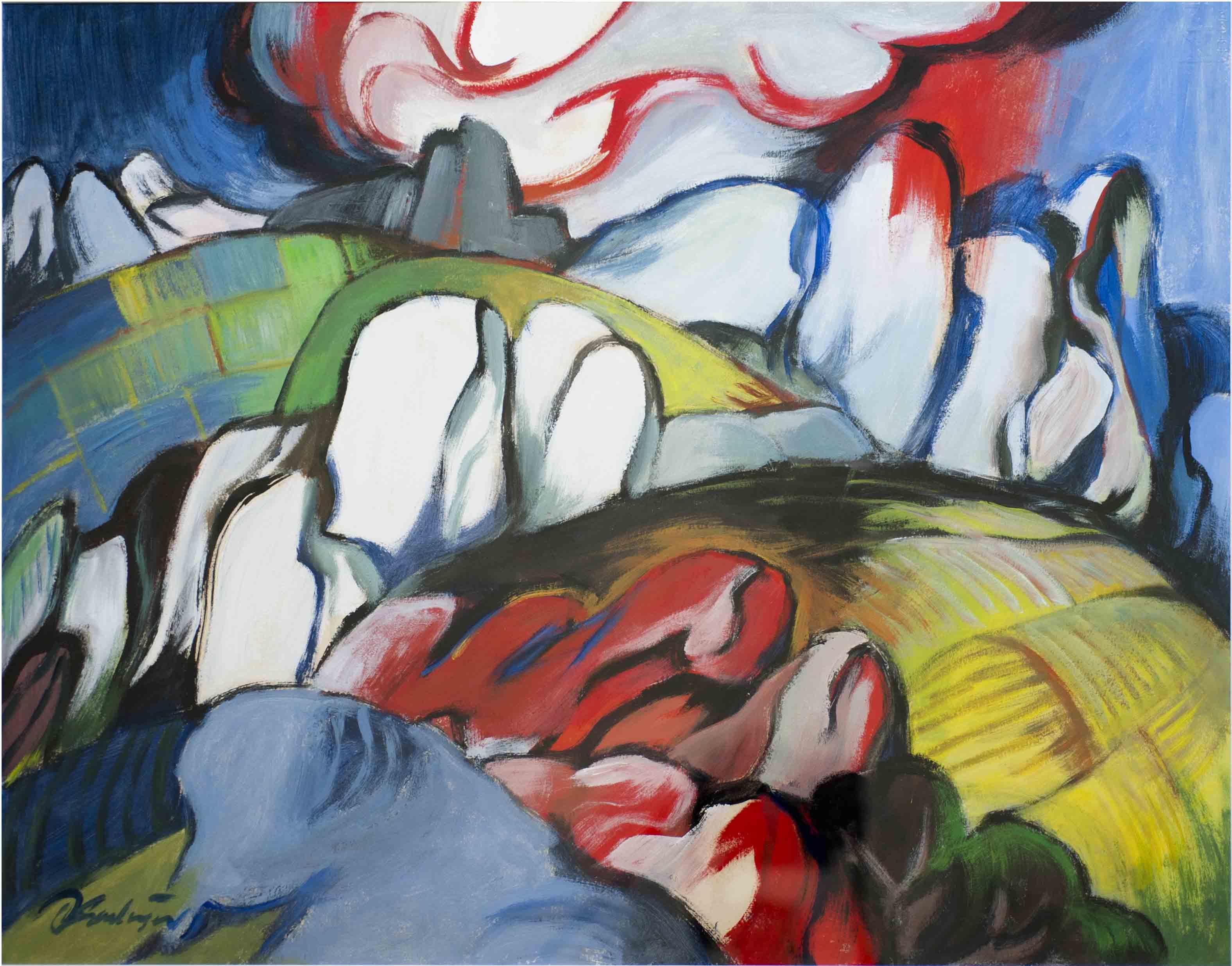 Jan van Evelingen – Grenzen van steen