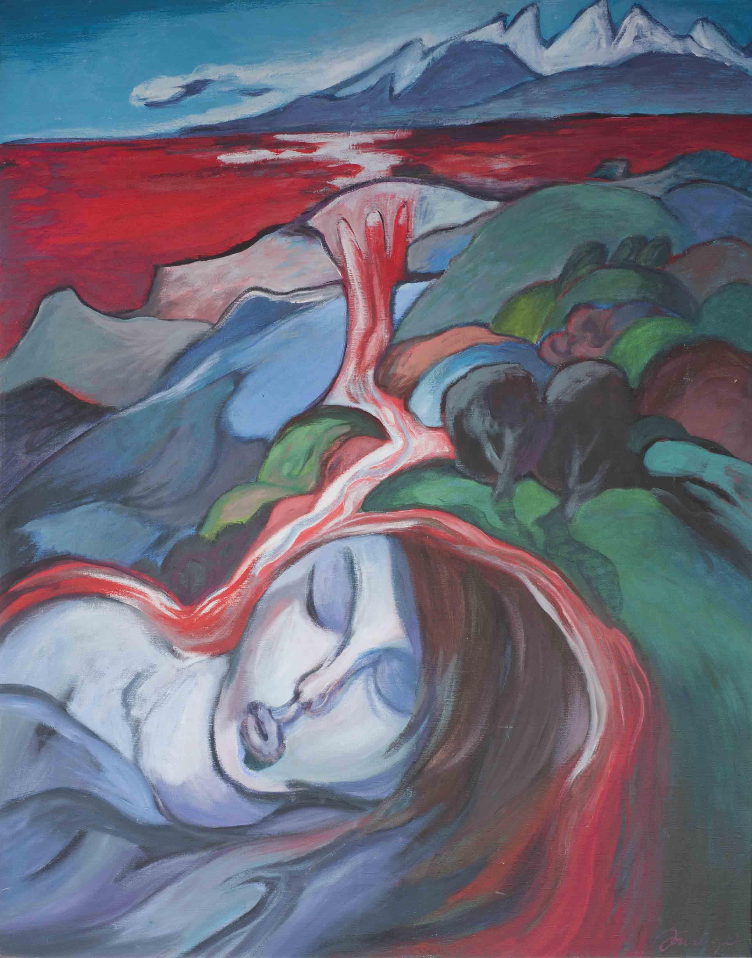 Jan van Evelingen – Rode stroom