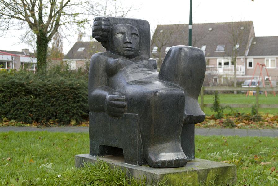 Thijl Wijdeveld – Op een bankje