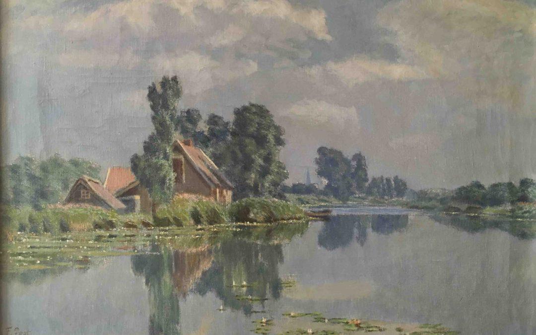 Folkert Post –  Boerderij aan Holendrecht