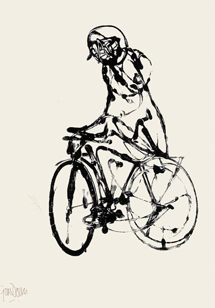 Gozen Doorn – De fietser